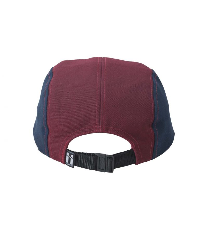 CCD-cap-maroon-red-back