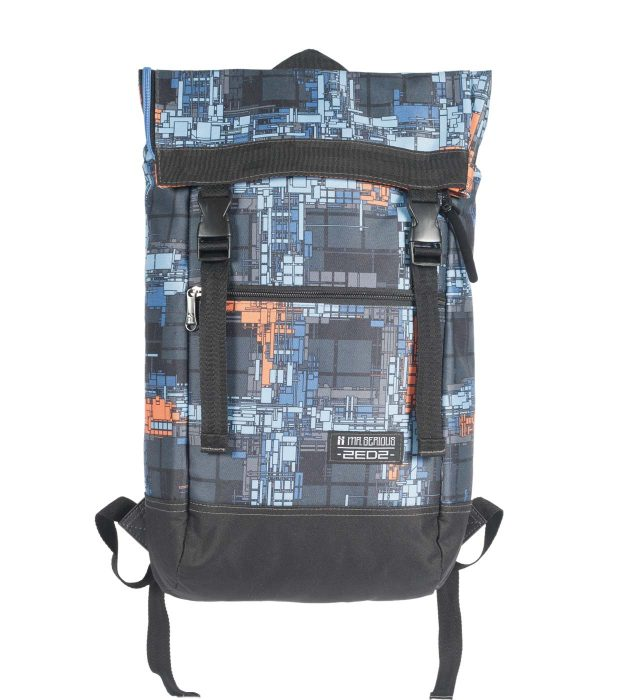 Mr.-Serious-To-go-backpack-zedz-front