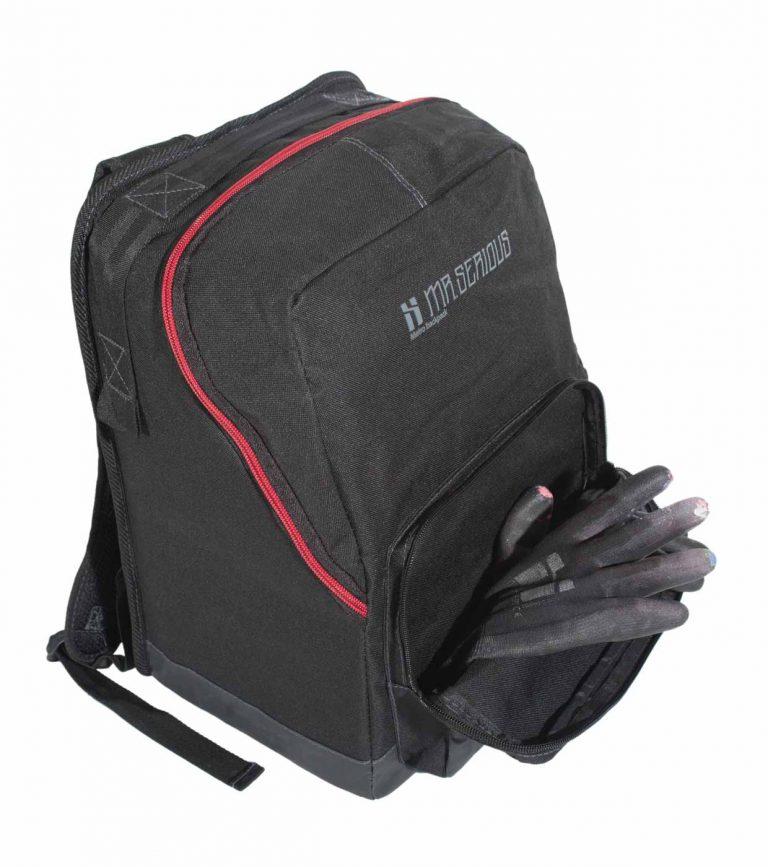 Mr.-Serious-metro-backpack-black-front-pocket