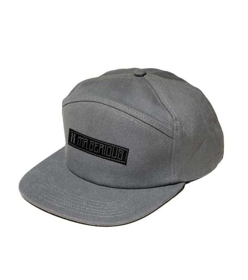 Unknown-cap-grey-front-left