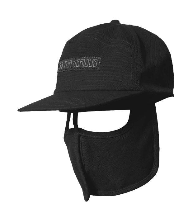 Unknown-cap-mask-down-black