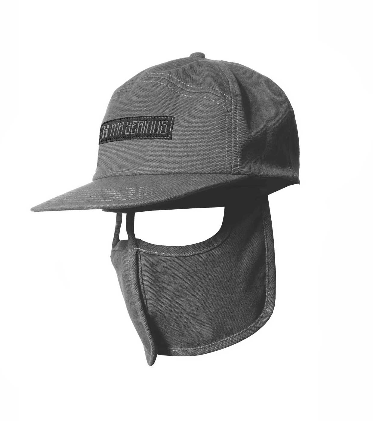 f98e2f877ec Mr Serious Unknown cap grey
