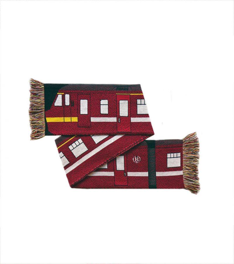 Piggy-scarf