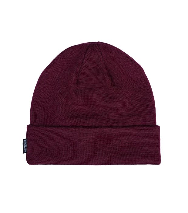 CCD-beanie-maroon-red-back